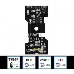 UNICA 1-wire typ U1WTL
