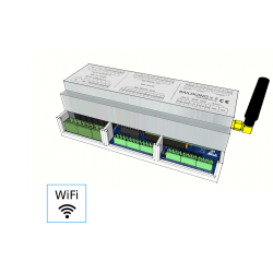 Railduino 2.1 - WiFi