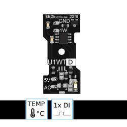 UNICA 1-wire typ U1WTD