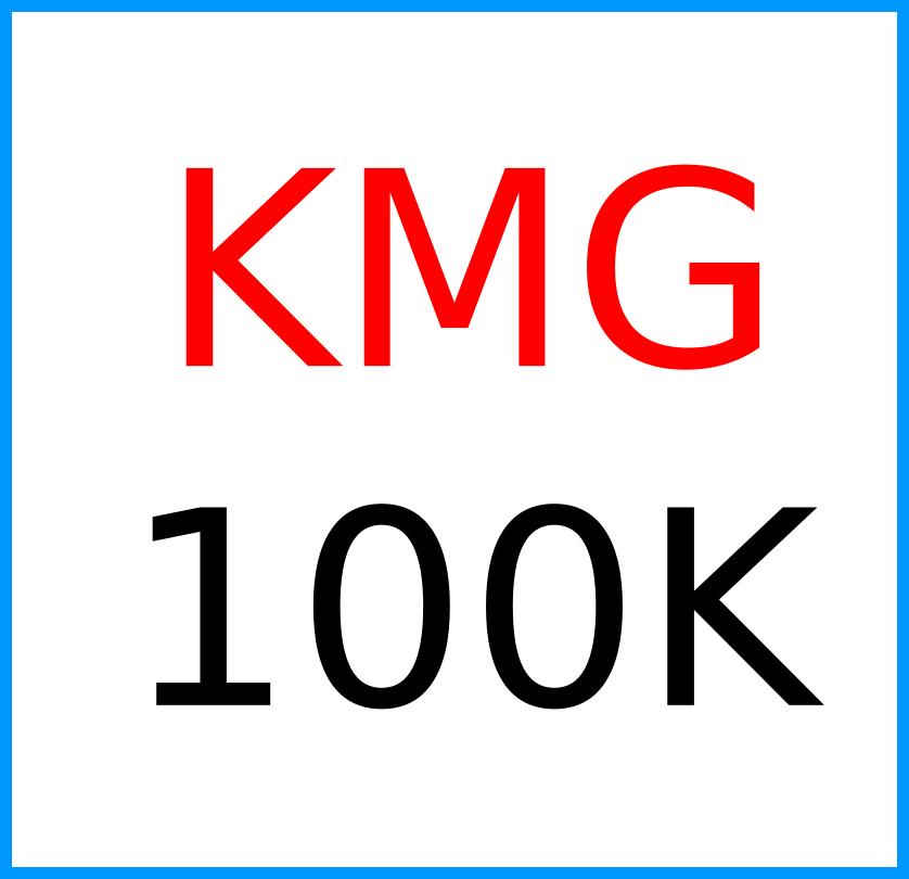 KMG100K