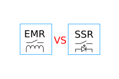 Which relay - classic EMR or SSR?